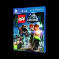 LEGO Парк Юрского периода PS4