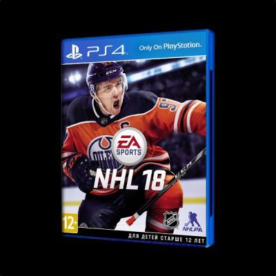 NHL 18 PS4 купить