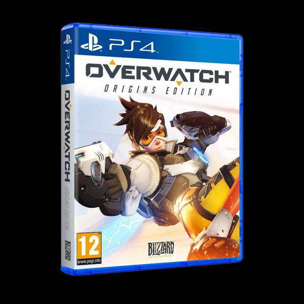 Overwatch: Origins Edition PS4 купить