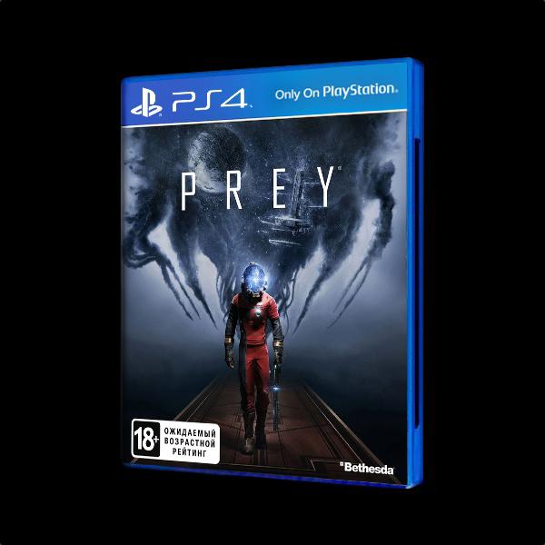 Prey (2017) PS4 купить