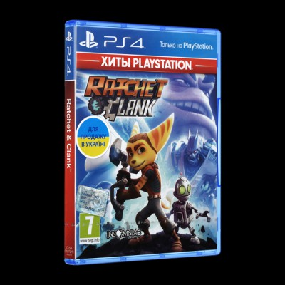 Ratchet & Clank PS4 купить
