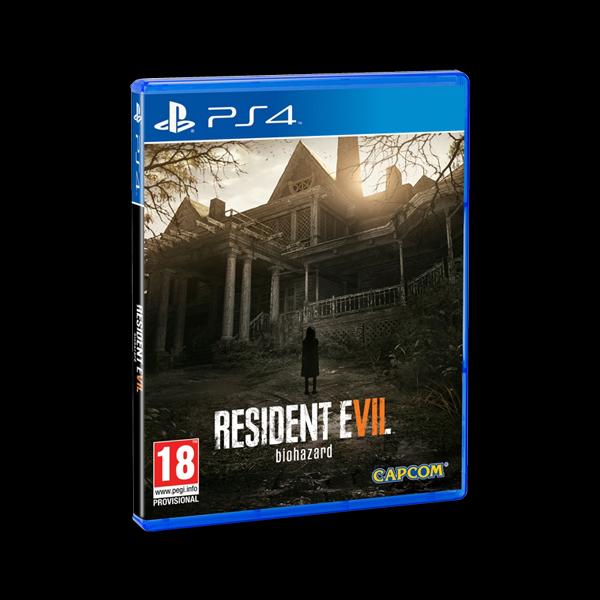 Resident Evil 7 Biohazard PS4 купить