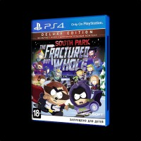 SouthPark: The Fractured but Whole PS4. Deluxe Edition