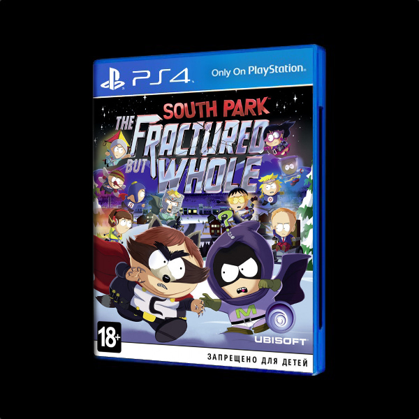 SouthPark: The Fractured but Whole PS4 купить