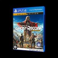 Tom Clancy's Ghost Recon: Wildlands. Deluxe Edition PS4