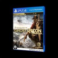 Tom Clancy's Ghost Recon: Wildlands. Gold Edition PS4