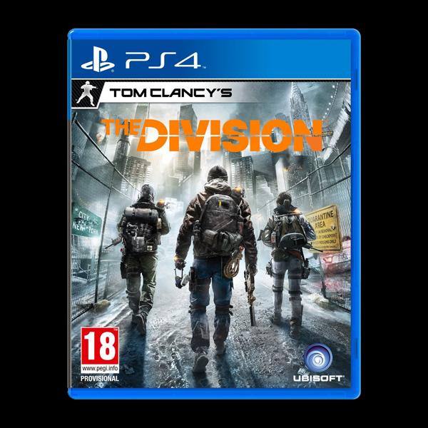 Tom Clancy's The Division PS4 купить