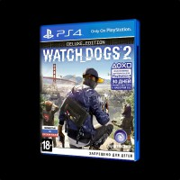 Watch_Dogs 2.DeluxeEdition PS4