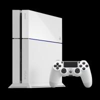 Sony PlayStation 4 Glacier White