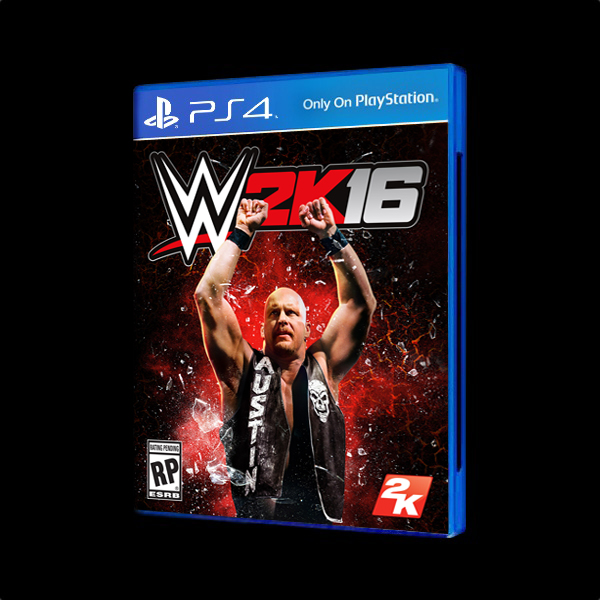 WWE 2K16 PS4 купить