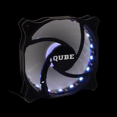QUBE RGB 120x120x25 (QB-RGB-120-18) купить