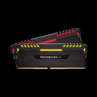 Corsair Vengeance RGB Black 16GB (2x8GB) DDR4 3000Mhz (CMR16GX4M2C3000C15)