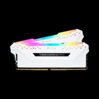 Corsair Vengeance RGB Pro 16GB (2x8GB) DDR4 3000Mhz (CMW16GX4M2C3000C15W)