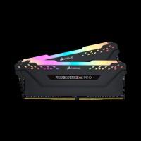 Corsair Vengeance RGB Pro Black 16GB (2x8GB) DDR4 3000Mhz (CMW16GX4M2C3000C15)