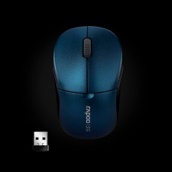 Rapoo Wireless Optical Mouse 1090p Blue