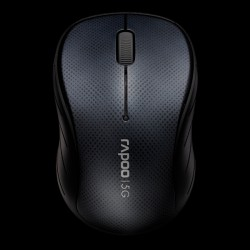 Rapoo Wireless Optical Mouse 3000p Blue