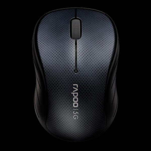 Rapoo Wireless Optical Mouse 3000p Blue купить