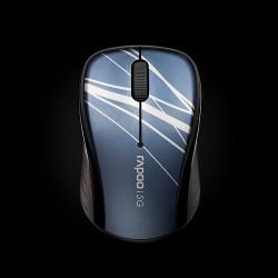 Rapoo Wireless Optical Mouse 3100p Blue