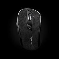 Rapoo Wireless Optical Mouse 7100p Black