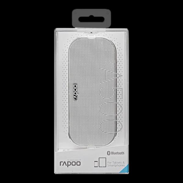 Rapoo Bluetooth Portable Speaker A500 White фото