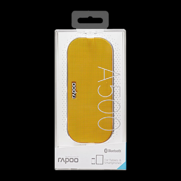 Rapoo Bluetooth Portable Speaker A500 Yellow фото