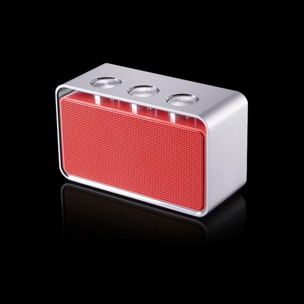 Rapoo A600 Bluetooth Portable NFC Speaker Red купить