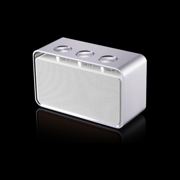 Rapoo A600 Bluetooth Portable NFC Speaker White купить