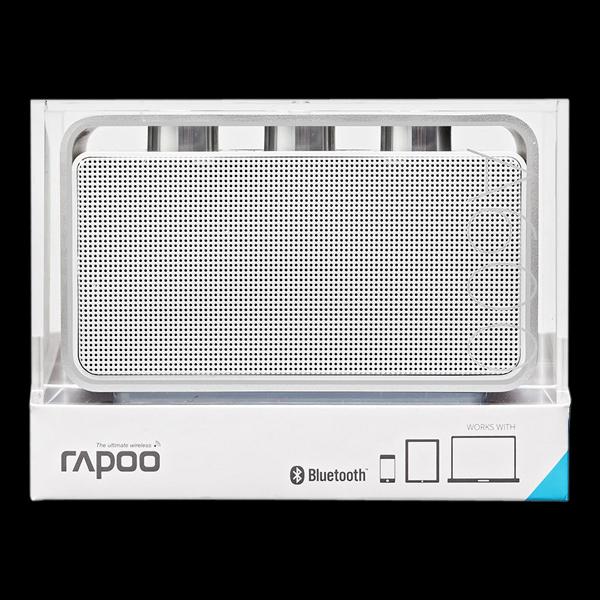 Rapoo A600 Bluetooth Portable NFC Speaker White фото