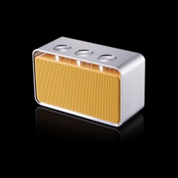 Rapoo A600 Bluetooth Portable NFC Speaker Yellow