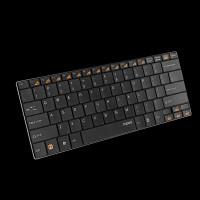Rapoo Wireless Compact Ultra-slim Keyboard E9050 Black