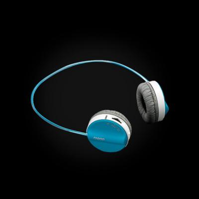 Rapoo Wireless Stereo Headset H3050 Blue цена