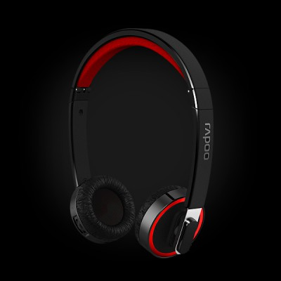 Rapoo Bluetooth Foldable Headset H6080 Black
