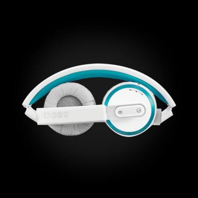 Rapoo Bluetooth Foldable Headset H6080 Blue купить