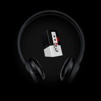 Rapoo Wireless Stereo Headphone H8060 Black