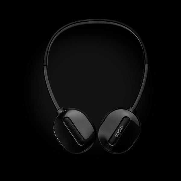 Rapoo Wireless Stereo Headset H1030 Black купить