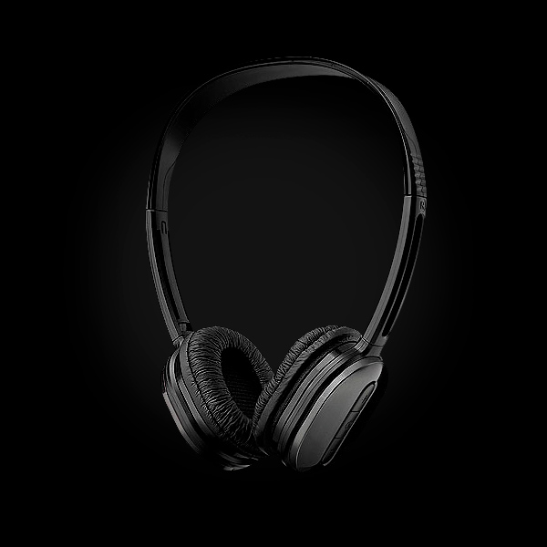 Rapoo Wireless Stereo Headset H1030 Black цена