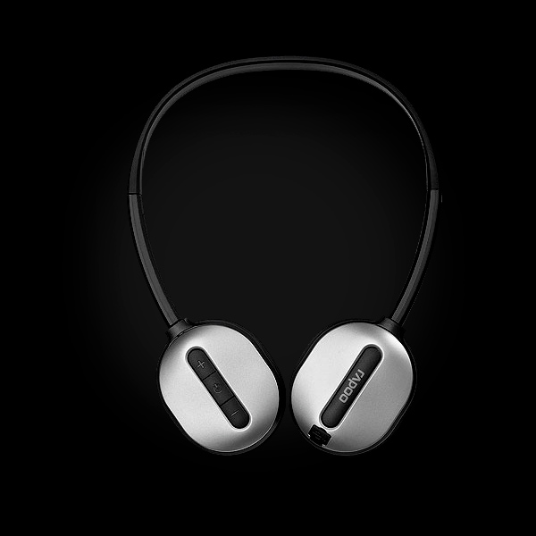 Rapoo Wireless Stereo Headset H1030 Gray купить
