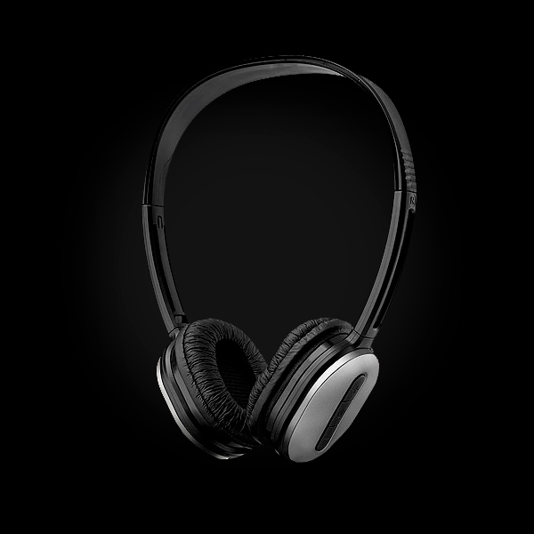 Rapoo Wireless Stereo Headset H1030 Gray цена