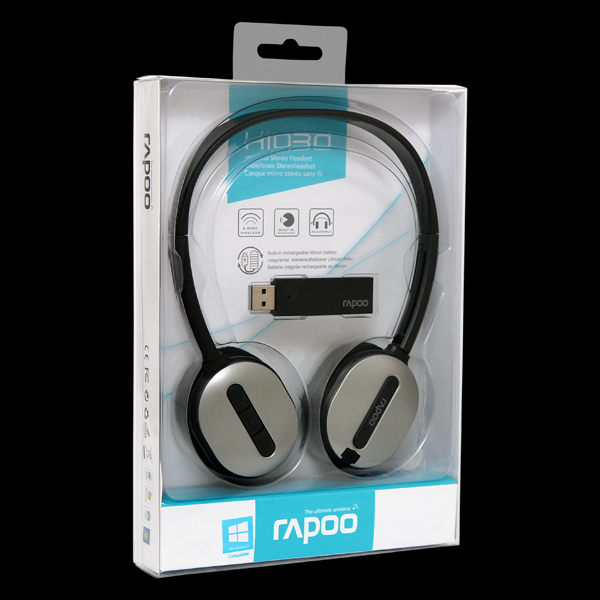 Rapoo Wireless Stereo Headset H1030 Gray стоимость
