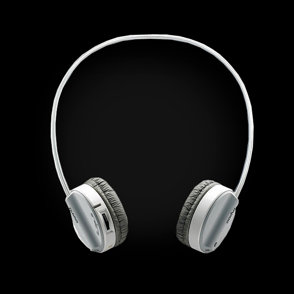 Rapoo Wireless Stereo Headset H3050 Gray