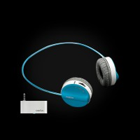 Rapoo Wireless Stereo Headset H3070 Blue