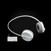 Rapoo Wireless Stereo Headset H3070 Gray