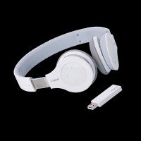 Rapoo Wireless Stereo Headset H8020 White