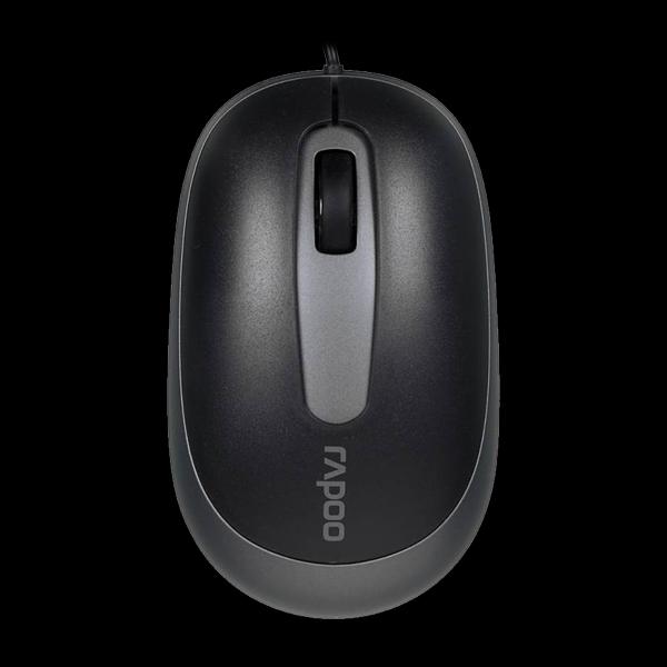 Rapoo N3200 Black цена