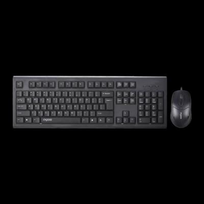 Rapoo NX1750 Black