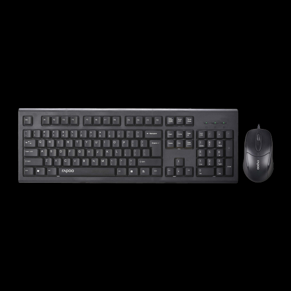 Rapoo NX1750 Black купить