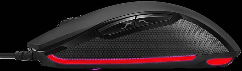 Игровая оптическая мышь Rapoo V210