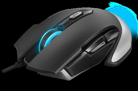 Игровая оптическая мышь Rapoo V310
