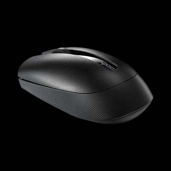 Rapoo Wireless Optical Mouse M17 Black купить