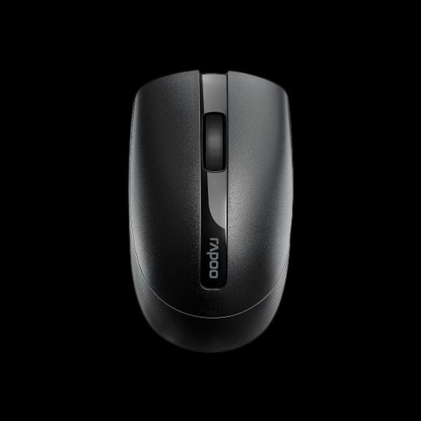 Rapoo Wireless Optical Mouse M17 Black цена
